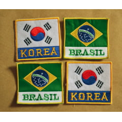Patches Bordados
